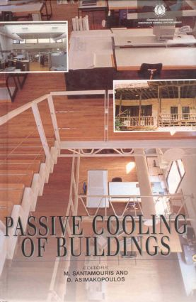 Passive Cooling of Buildings (Hardback) book cover