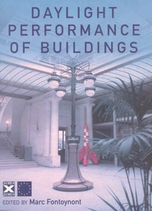 Daylight Performance of Buildings: 1st Edition (Paperback) book cover
