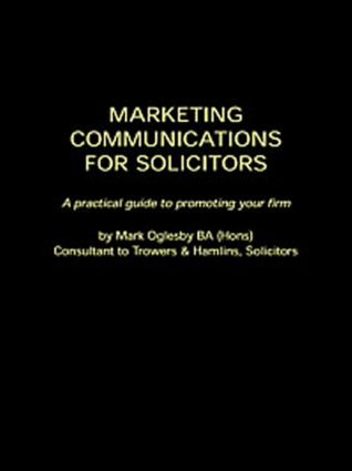 Marketing Communications for Solicitors