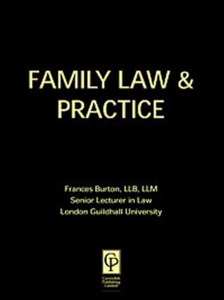 Family Law & Practice (LPC)
