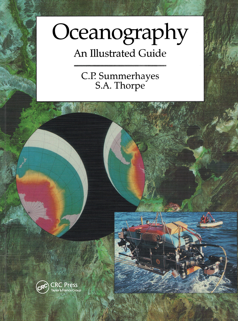 Oceanography: An Illustrated Guide, 1st Edition (Paperback) book cover