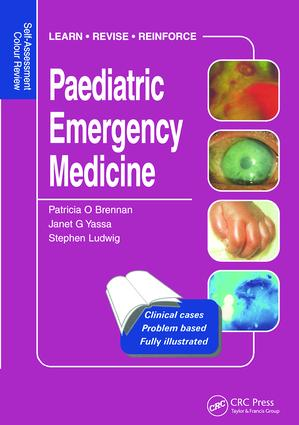 Paediatric Emergency Medicine: Self-Assessment Colour Review book cover