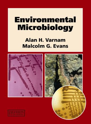 Environmental Microbiology: 1st Edition (Paperback) book cover