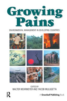 Growing Pains: Environmental Management in Developing Countries book cover