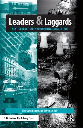 Leaders and Laggards: Next-Generation Environmental Regulation book cover