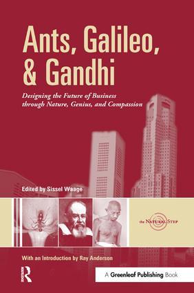 Ants, Galileo, and Gandhi