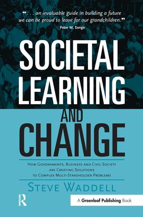 Societal Learning and Change