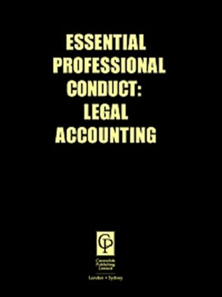Essential Professional Conduct: Legal Accounting
