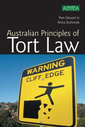 Australian Principles of Tort Law book cover
