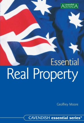 Essential Real Property book cover