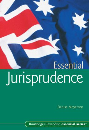 Essential Jurisprudence book cover