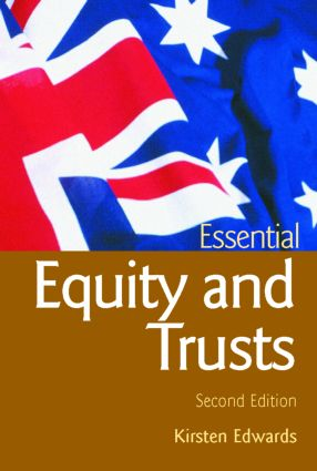 Essential Equity and Trusts: second edition book cover