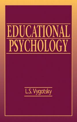 Educational Psychology: 1st Edition (Hardback) book cover