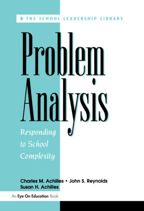 Problem Analysis: 1st Edition (Paperback) book cover