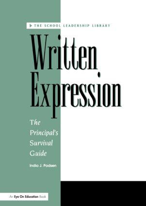 Written Expression Disk with Workbook