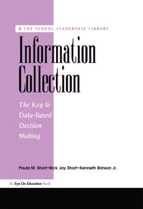 Information Collection: 1st Edition (Paperback) book cover