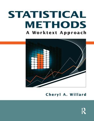 Statistical Methods: A Worktext Approach, 1st Edition (Paperback) book cover