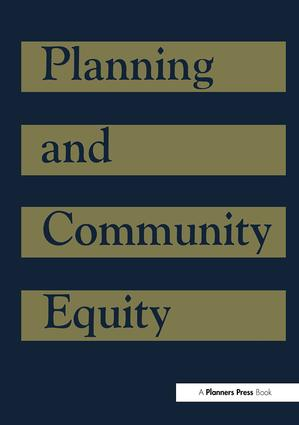 Planning for Human Services