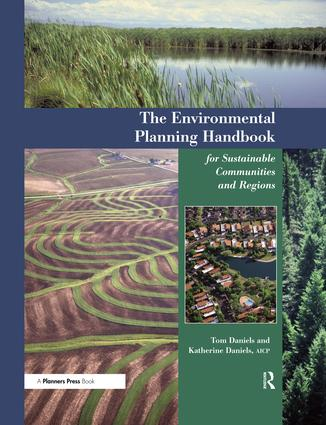 Environmental Planning Handbook book cover