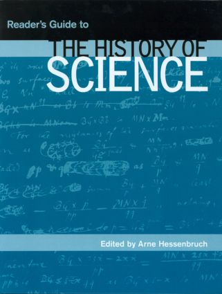 Reader's Guide to the History of Science: 1st Edition (Hardback) book cover