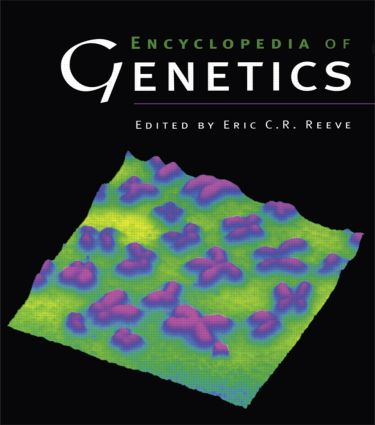 Encyclopedia of Genetics: 1st Edition (Hardback) book cover