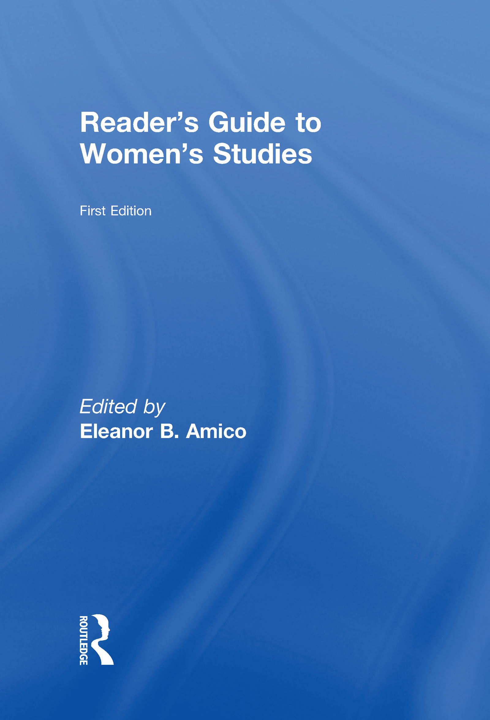 Reader's Guide to Women's Studies: 1st Edition (Hardback) book cover