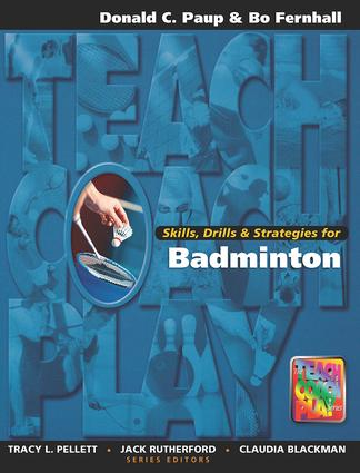 Skills, Drills & Strategies for Badminton book cover