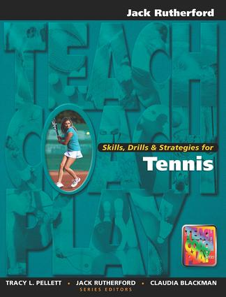 Skills, Drills & Strategies for Tennis book cover