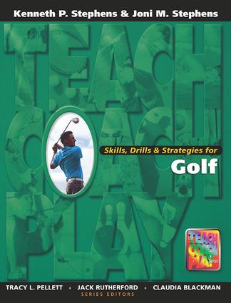 Skills, Drills & Strategies for Golf book cover
