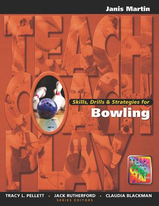 Skills, Drills & Strategies for Bowling book cover