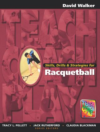 Skills, Drills & Strategies for Racquetball book cover