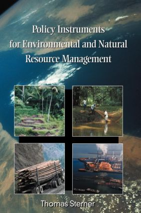 Policy Instruments for Environmental and Natural Resource Management (Paperback) book cover