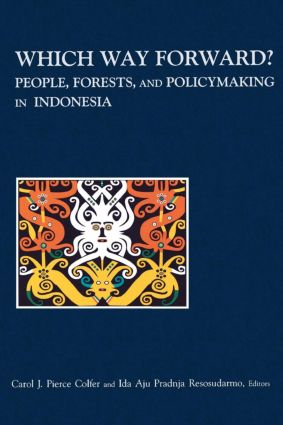 Which Way Forward: People, Forests, and Policymaking in Indonesia (Paperback) book cover