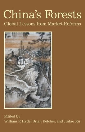 China's Forests: Global Lessons from Market Reforms (Paperback) book cover