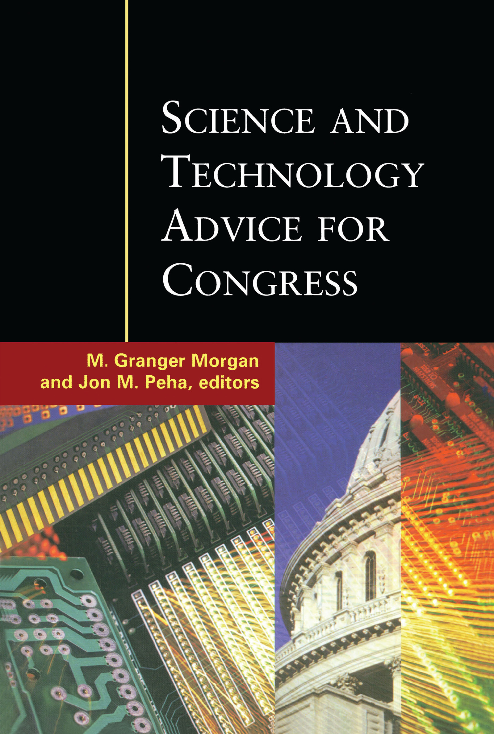 Science and Technology Advice for Congress: 1st Edition (Paperback) book cover