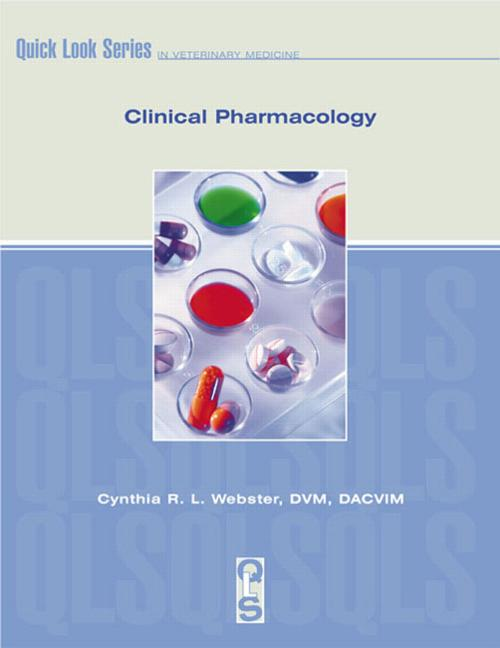 Clinical Pharmacology: 1st Edition (Paperback) book cover
