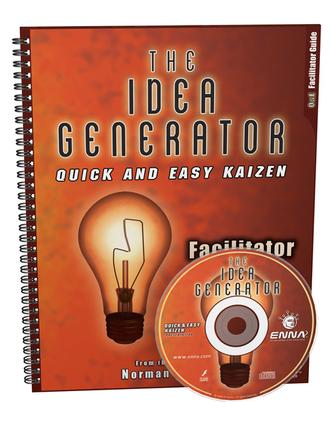 Quick and Easy Kaizen Facilitator Guide: 1st Edition (Paperback) book cover