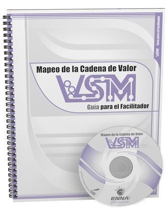 VSM Facilitator Guide (Spanish): 1st Edition (Paperback) book cover