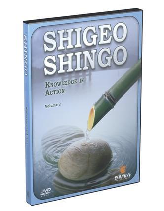 Shigeo Shingo: Knowledge in Action - Volume II: Knowledge in Action - Volume II, 1st Edition (DVD) book cover