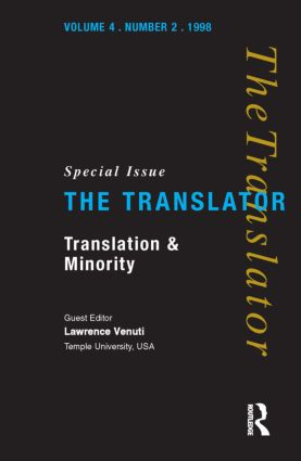 Translation and Minority: Special Issue of