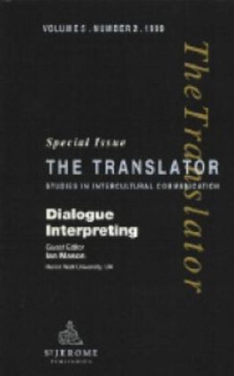 Dialogue Interpreting: 1st Edition (Paperback) book cover
