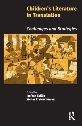 Children's Literature in Translation: Challenges and Strategies, 1st Edition (Paperback) book cover