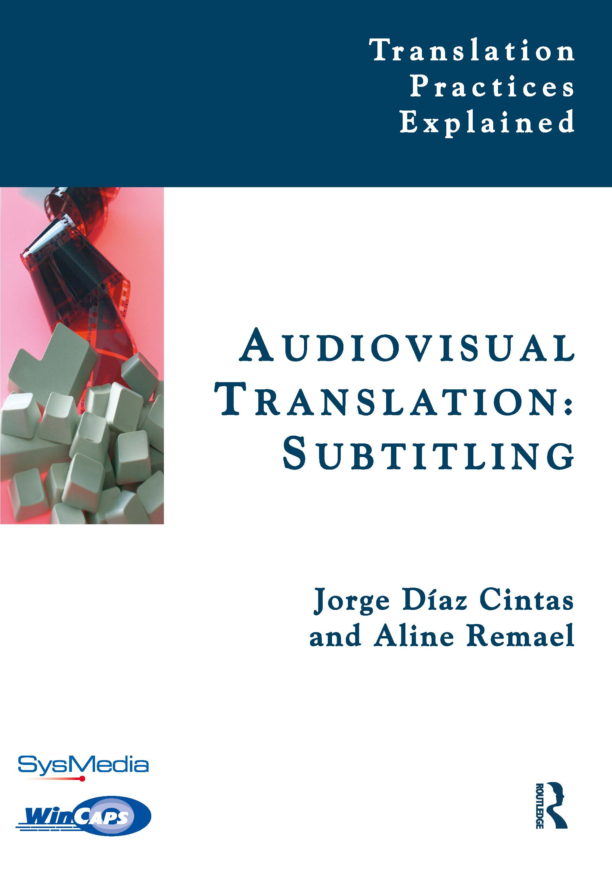 Audiovisual Translation, Subtitling book cover