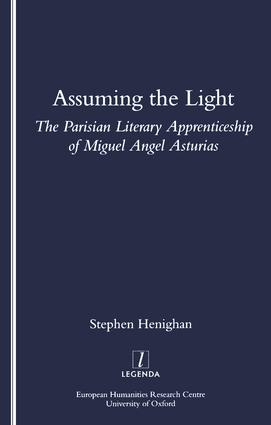 Assuming the Light: 1st Edition (Paperback) book cover