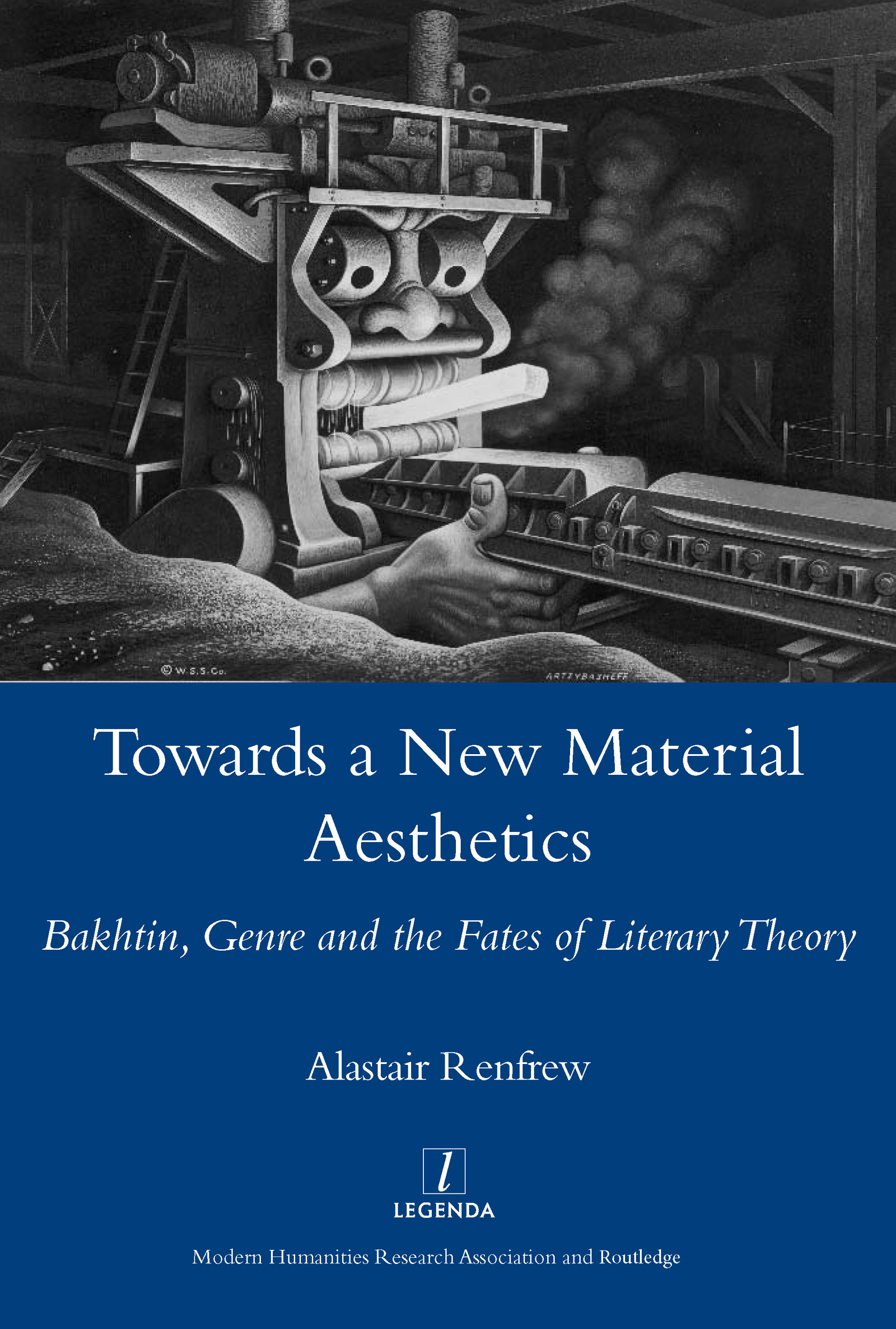 Towards a New Material Aesthetics