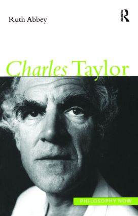 Charles Taylor book cover