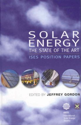 Solar Energy: The State of the Art, 1st Edition (Hardback) book cover