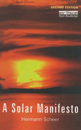 A Solar Manifesto: 2nd Edition (Paperback) book cover