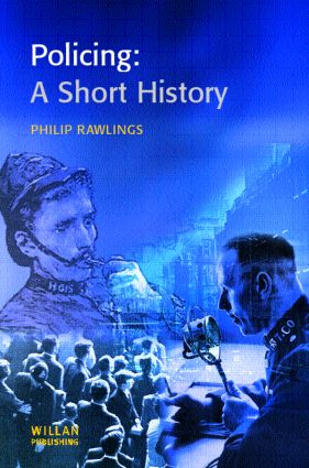 Policing: A short history (e-Book) book cover