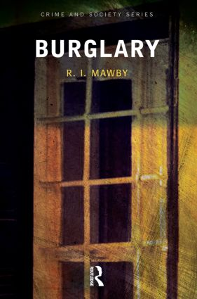 Burglary: 1st Edition (Paperback) book cover